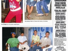 Periódico En Curva