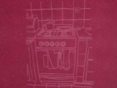 Cocina II, 2007.