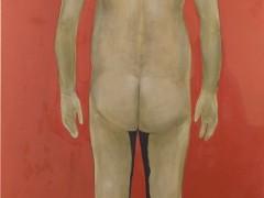 Figura masculina de espaldas II