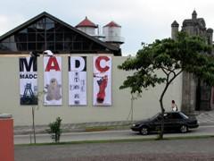 El Museo de Arte y Diseño Contemporáneo de Costa Rica, fue  fundado en 1994. Parte del complejo de la antigua Fábrica Nacional de  Licores, se convierte en un espacio para potenciar la  investigación, conservación y visibilización de las tendencias más  recientes y dinámicas del arte y el diseño contemporáneos. Desde sus  inicios, su proyección abarca la región centroamericana y del Caribe,  así como sus vínculos con el ámbito latinoamericano e internacional.