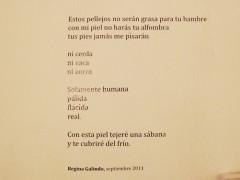 "Exhibition: ""Home Is Where the Heart Is"" by de María Raquel Cochez"