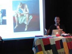 Conferencias de artistas