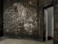 """The Fury of Lefkada (burnt room)"", 2009."