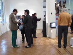 Exhibición inagural para invitados de arteBA