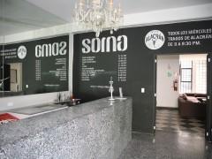 SOMA residency