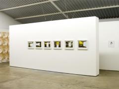 Finca La Serrana en la exposición Obra sobre papel - 2010