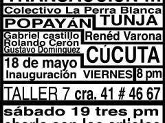 El Vicio Producciones / Ganga Internacional Gallery. Bogotá – Colombia