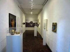 View of 12th Cuenca Biennial, Cuenca, 2014,