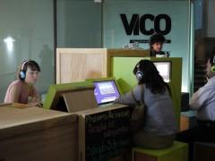 VICO, videoclub de operación expandida – proyecto itinerante 2011-12