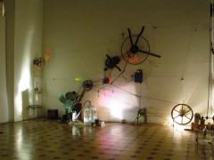 Exposición Lo tech, 2007