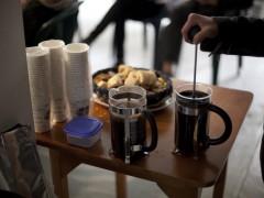 Encuentros y café