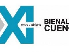 Logo de la XI Bienal de Cuenca