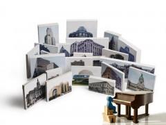 Espacios Urbanos I, fotografía digital, 30 x 40 cm c/u, 1/5