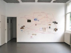 """Residency project """"Brought by the Rivers"""""""