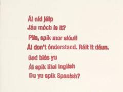 Ái Spik Ínglish - Detail