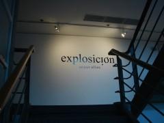 Explosición