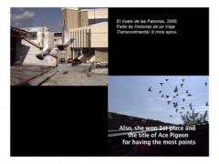 Historias de un viaje continental, 2007
