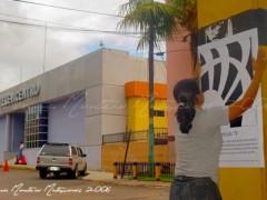 GRITOS ALTARES - INTERVENCIONES EN ESPACIO PUBLICO