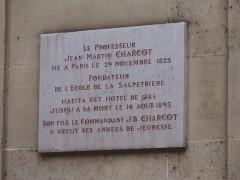 « L'Effet Charcot »