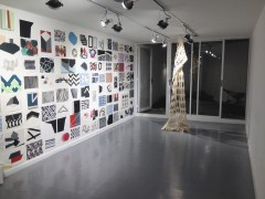 Exhibition view Progresión