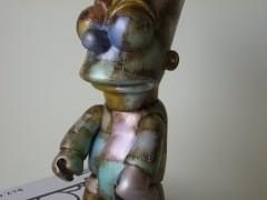 custom bart, para muestra en new york, por lanzamiento de la película
