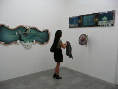 "View of exhibition ""Grito inarticulado"""