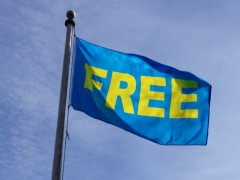 The Free Flag