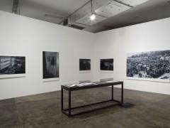 Vista de exposición, Préstamo LiMAC para 29ª Bienal de São Paulo, Páginas Octubre, 2010