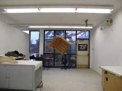 'The Decapitated Museum' Open Studio (Banff Centre)