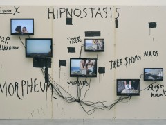 Hipnostasis (version panel) , 2009