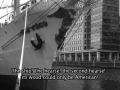 Moby Dick y El Buque Gloria