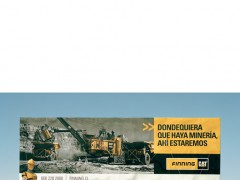 Series Twenty mining billboards (2012).