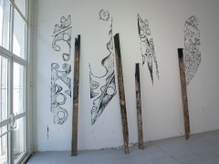 Exhibition View - Moukimbi Moukengui