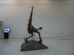Maquinico. Museo de arte contemporáneo del Zulia.2010. Maracaibo, Venezuela.