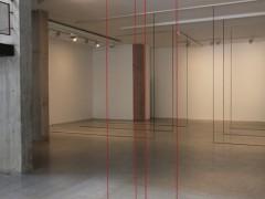 Esculturas y grabados - Fred Sandback