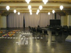 Workshop Staging at Teatro Cerventes