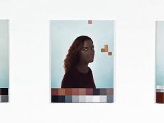 Polvo Portraits I (Seascape Series), 2014