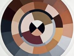 Polvo Color Wheel II (Seascape Series), 2014