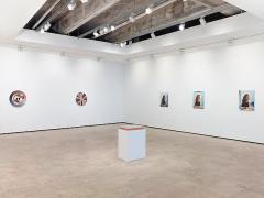 Installation view, Lehmann Maupin, 540 West 26th Street