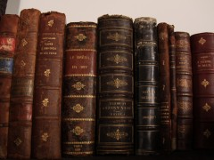 Historic books about colonial history