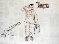 Petit Soldat, Serie Conbatientes.