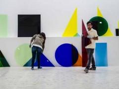 Amalia Pica, A ∩ B∩ C, 2013