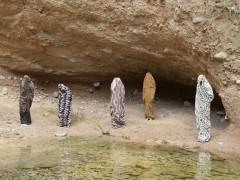 Las Cáscaras.  Still from video.