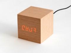 LeWitt. Reloj digital modificado. 2013