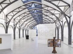 Parergon. Exhibition view
