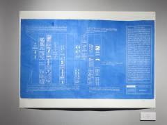 Serie Blue-print: Capicúa. Sesenta y dos hora de viaje, cincuenta y nueve años en el sur.