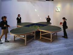 Ping-Pond Table