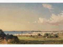 Charles de Wolf Brownell, (1822 ‑ 1909) Havana Bay