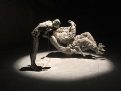Adrián Villar Rojas. Rinascimento, 2015, installation view, Fondazione Sandretto Re Rebaudengo, Torino