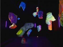 Naufus Ramírez-Figueroa, God's Reptilian Finger, 2015